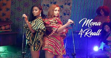 Mona 4Reall ft. Efya – Gimme Dat (Official Music Video)