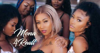Mona 4Reall – Party Everyday (Official Music Video)