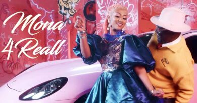 Mona 4Reall ft. Medikal – Zaddy's Girl (Official Music Video)