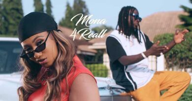Mona 4Reall ft. Stonebwoy – Hit (Official Music Video)